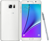 "samsung galaxy note 5 n920p usa 4gb 32gb white 5.7"" screen android 4g smartphone"