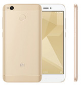 "xiaomi redmi 4x 2gb 16gb gold octa core 5"" hd screen android 4g lte smartphone"