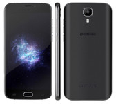 "doogee x9 pro 2gb 16gb black quad core 5.5"" hd screen android 6.0 4g lte smartphone"