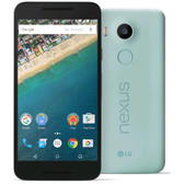 "lg nexus 5x h791 2gb 32gb blue 5.2"" hd screen android 6.0 4g lte smartphone"