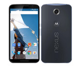 "motorola nexus 6 xt1100 blue 3gb 64gb 5.96"" screen android 5.0 4g lte smartphone"