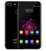 "oukitel u20 plus 2gb 16gb black quad core 5.5"" screen android 4g lte smartphone"