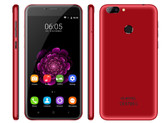 "oukitel u20 plus 2gb 16gb red quad core 5.5"" screen android 4g lte smartphone"