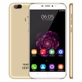 "oukitel u20 plus 2gb 16gb gold quad core 5.5"" screen android 4g lte smartphone"