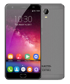 "oukitel k6000 plus 4gb 64gb grey octa core 5.5"" screen android 4g lte smartphone"