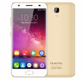 "oukitel k6000 plus 4gb 64gb gold octa core 5.5"" screen android 4g lte smartphone"