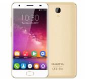 "oukitel k6000 plus 4gb 64gb gold octa core 5.5"" screen android 4g lte smartphone"