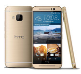 "htc one m9 at&t gold 3gb 32gb octa core 20mp 5.0"" screen android 4g smartphone"