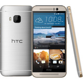 "htc one m9 at&t silver 3gb 32gb octa core 20mp 5.0"" screen android 4g smartphone"