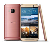 "htc one m9 at&t pink 3gb 32gb octa core 20mp 5.0"" screen android 4g smartphone"