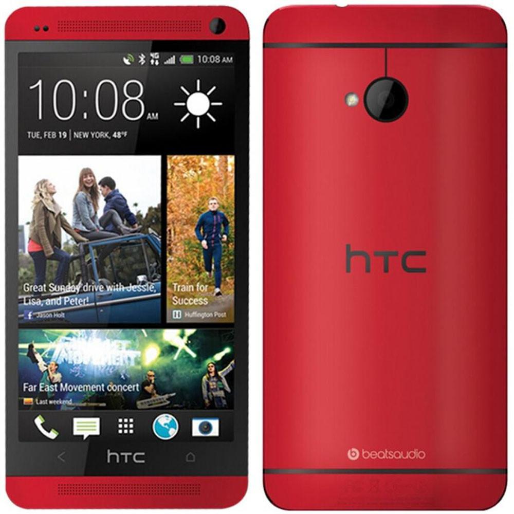 htc one m7 2gb/32gb red quad core 4 7