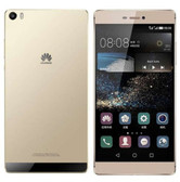 "huawei p8 max gold 3gb 64gb 13mp camera 6.8"" screen android 4g lte smartphone"