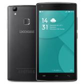 "doogee x5 max black 1gb 8gb quad core 5.0"" hd screen android 6.0 smartphone"