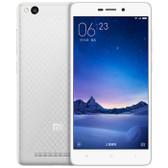 """xiaomi redmi 3 octa core silver 2gb 32gb 5.0"""" screen android 4g lte smartphone"""
