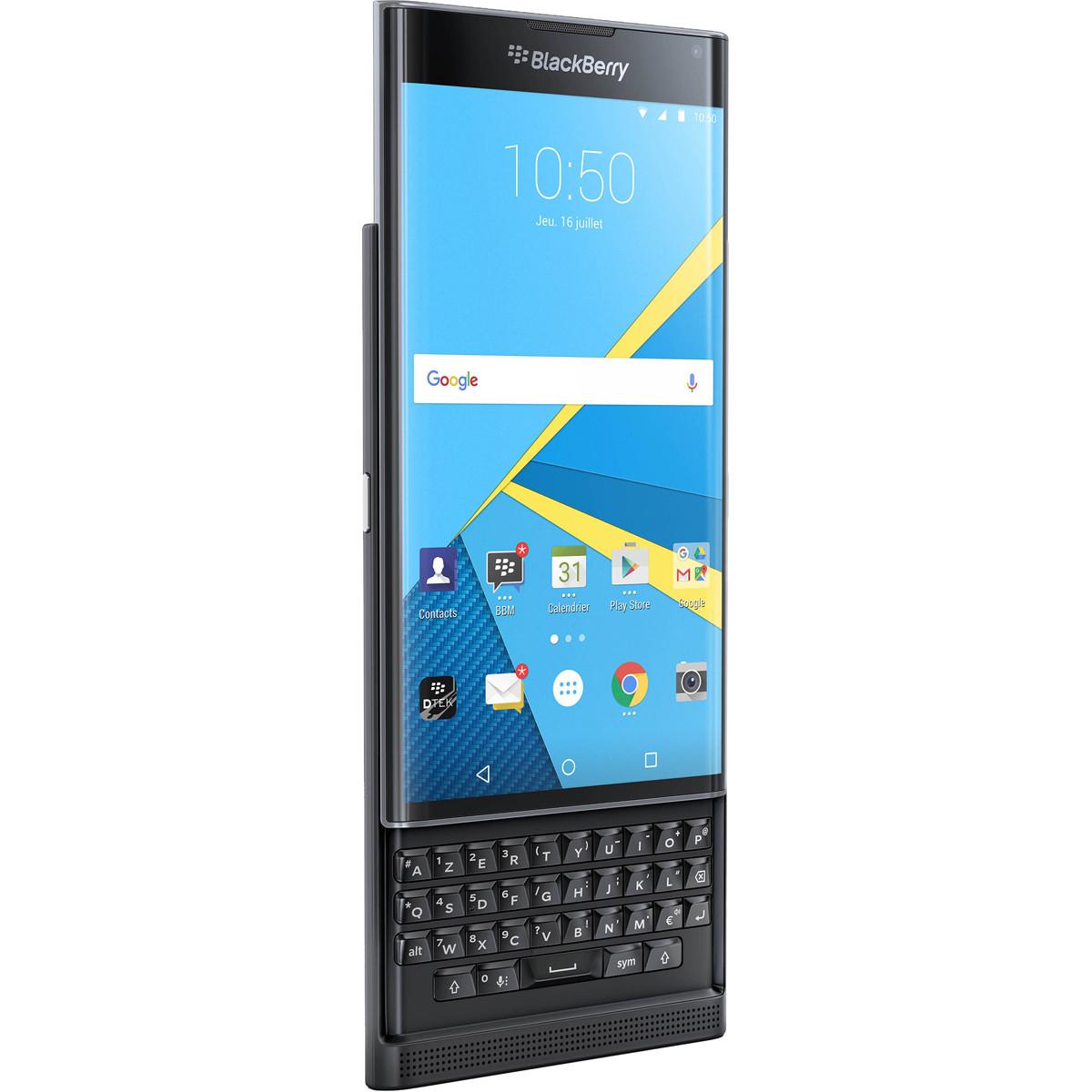 blackberry priv 3gb 32gb black heax core 5 4
