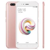 """xiaomi mi 5x octa pink 4gb 64gb 5.5"""" hd screen android 7.1 4g lte smartphone"""