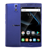 "doogee bl7000 4gb 64gb blue 13mp camera 5.5"" screen android 4g lte smartphone"
