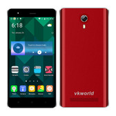 "vkworld f1 red 1gb 8gb quad core dual sim 4.5"" screen android smartphone"