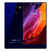 "vkworld mix plus blue 3gb 32gb 13mp camera 5.5"" screen android 4g lte smartphone"