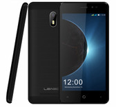"leagoo z6 quad core 1gb 8gb black 4.97"" hd screen android 6.0 smartphone"