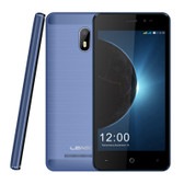 "leagoo z6 quad core 1gb 8gb blue 4.97"" hd screen android 6.0 smartphone"