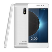 "leagoo z6 quad core 1gb 8gb silver 4.97"" hd screen android 6.0 smartphone"