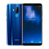"homtom s8 blue 4gb 64gb camera 16mp 5.7"" screen android 7.0 4g lte smartphone"