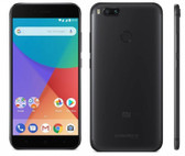 "xiaomi mi a1 5x black 4gb 32gb 12mp camera 5.5"" screen android 7.0 lte smartphone"