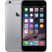 "apple iphone 6s plus 2gb 128gb space grey  5.5"" screen ios 12 lte smartphone"