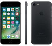"apple iphone 7 black 2gb 128gb quad core 4.7"" hd screen ios 12 4g lte smartphone"