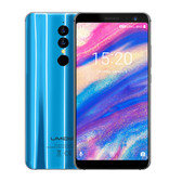 "umidigi a1 pro blue 3gb 16gb quad core 5.5"" screen android 8.1 4g lte smartphone"