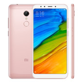 "xiaomi redmi 5 rose gold 4gb 32gb octa core 5.7"" screen android 4g lte smartphone"