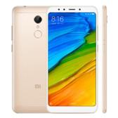 """xiaomi redmi 5 gold 4gb 32gb octa core 5.7"""" screen android 4g lte smartphone"""