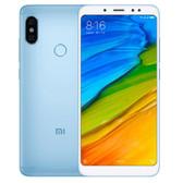 """xiaomi redmi note 5 blue 6gb 64gb octa core 5.99"""" dual sim android lte smartphone"""
