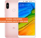 "xiaomi redmi note 5 rose gold 6gb 64gb octa core 5.99"" dual sim android lte smartphone"