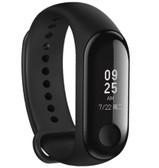 xiaomi mi band 3 black fitness tracker waterproof heart monitor smart bracelet
