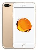 "apple iphone 7 plus gold 3gb 32gb quad core 5.5"" 12mp ios 12 4g lte smartphone"