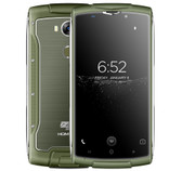 "homtom zoji z7 2gb 16gb green quad core 5.0"" 13mp dual sim android 4g smartphone"