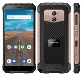 "ulefone armor x 2gb 16gb rose gold quad core 5.5"" dual sim android 4g smartphone"