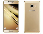 "samsung galaxy c5 4gb 32gb gold octa core 5.2"" 16mp dual sim android smartphone"