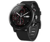xiaomi huami amazfit sports black waterproof support gps & wifi music smartwatch