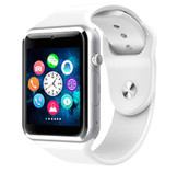 a1 bluetooth white smart clock camera phone android ios huawei wrist smartwatch