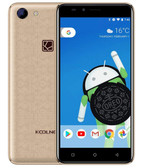 "koolnee rainbow 1gb 8gb gold quad core 5.0"" camera dual sim android smartphone"