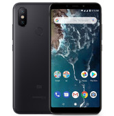 "xiaomi mi a2 mi 6x 4gb 32gb black octa core 5.99"" 20mp android lte smartphone"