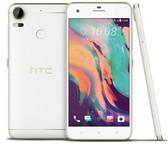"""htc desire 10 pro 4gb 64gb white octa core 5.5"""" 20mp dual sim android smartphone"""