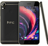 "htc desire 10 pro d10w 4gb 64gb black octa core 5.5"" 20mp dual sim android smartphone"