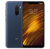 """xiaomi poco f1 6gb 64gb blue octa core 6.18"""" 12mp dual sim android 4g smartphone"""