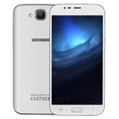 "doogee x9 mini 1gb 8gb white quad core 5.0"" gps fm dual sim android smartphone"