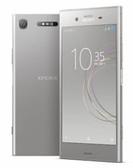 """sony xperia xz1 g8341 silver 4gb 64gb octa core 5.2"""" 19mp camera android lte smartphone"""