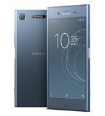 "sony xperia xz1 blue 4gb 64gb octa core 5.2"" 19mp camera android lte smartphone"